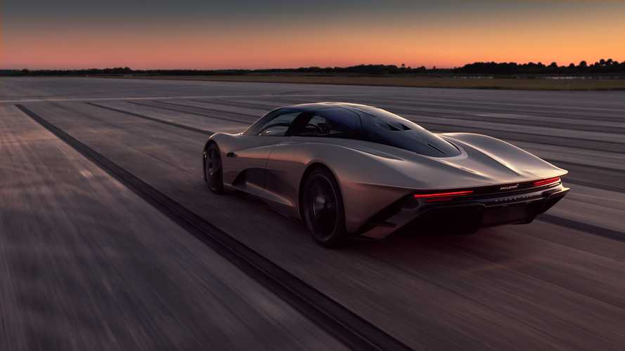 McLaren Speedtail: 757 PS starker Biturbo-V8 plus 230 kW starke Elektromaschine
