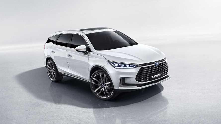 Çinli BYD, Avrupa'nın elektrikli araç sektörüne SUV'siyle giriş yaptı