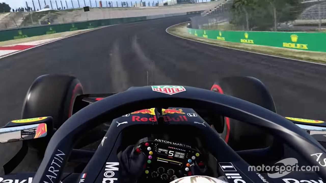 F1 2020 Zandvoort gameplay
