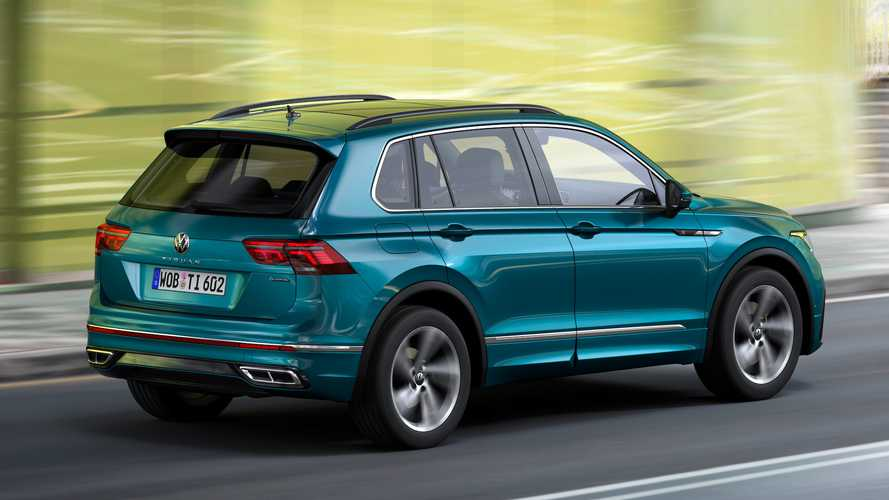 Volkswagen Tiguan R Under Consideration For US, Hybrid Not Happening