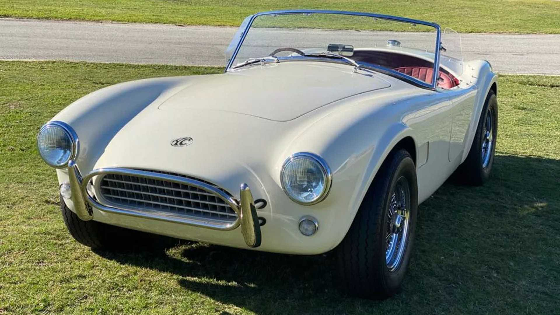 AC goes DC with reborn electric Cobra