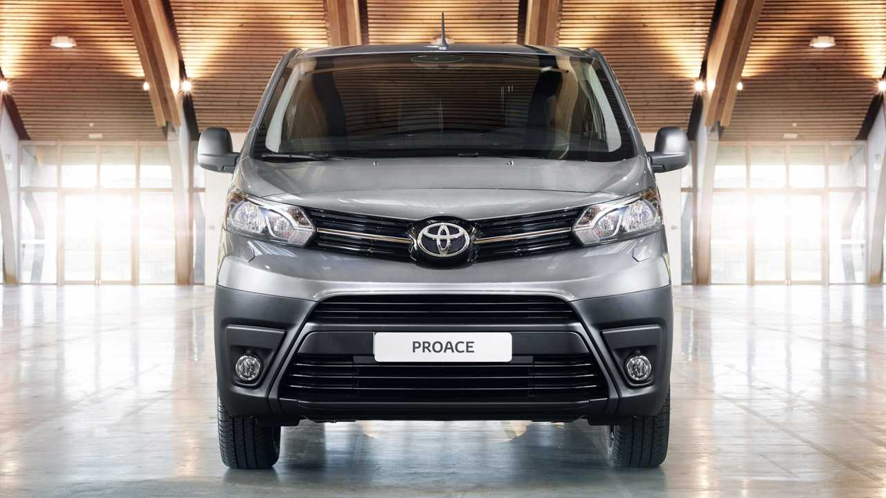 2021 Toyota Proace