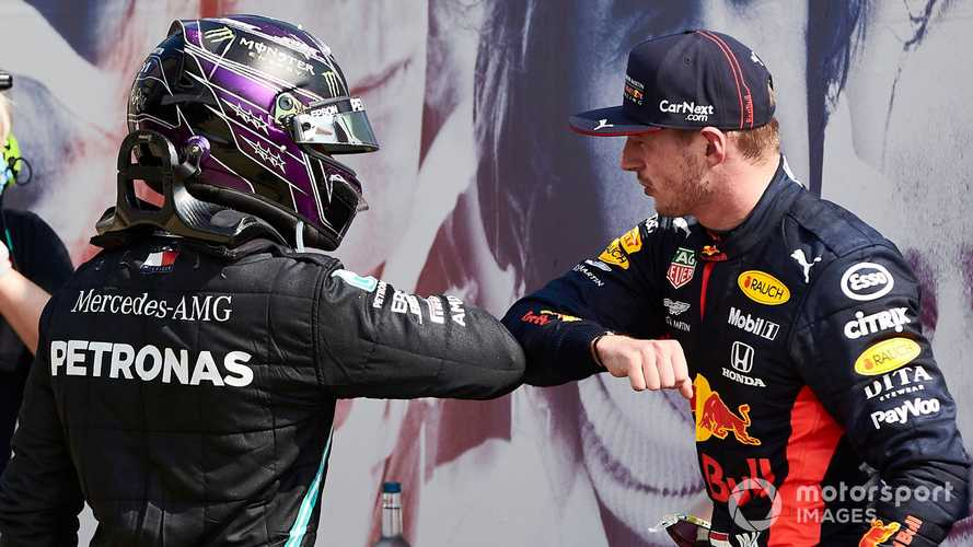 Horner: 'Very little' between Hamilton, Verstappen in F1
