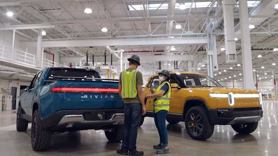 Rivian On A Roll: Here's Why It May Win The Electric Pickup Truck Race