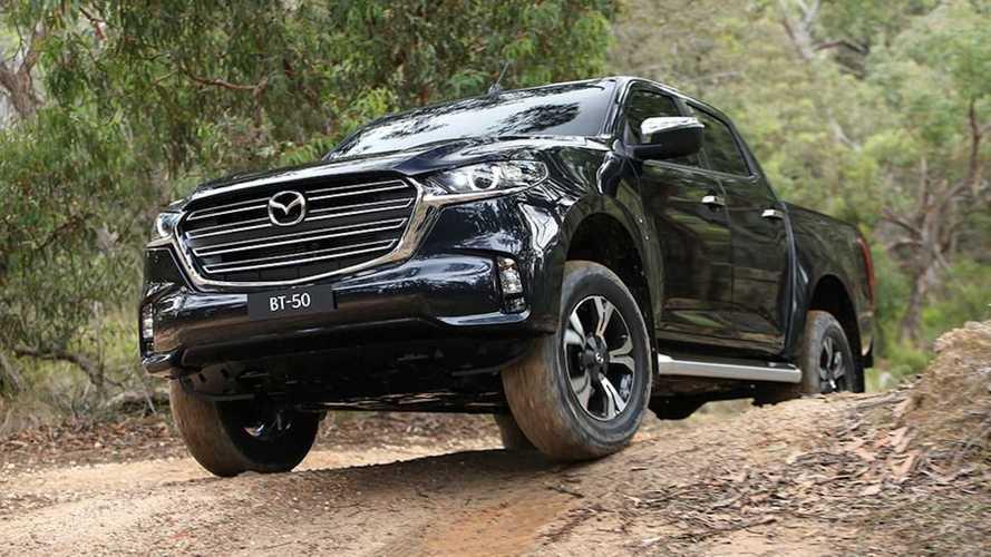 2020 Mazda BT-50, Avustralyalı kullanıcıların beğenisine sunuldu