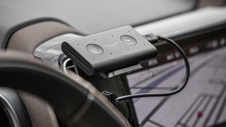 Amazon Echo Auto, arriva in Italia Alexa per tutte le auto