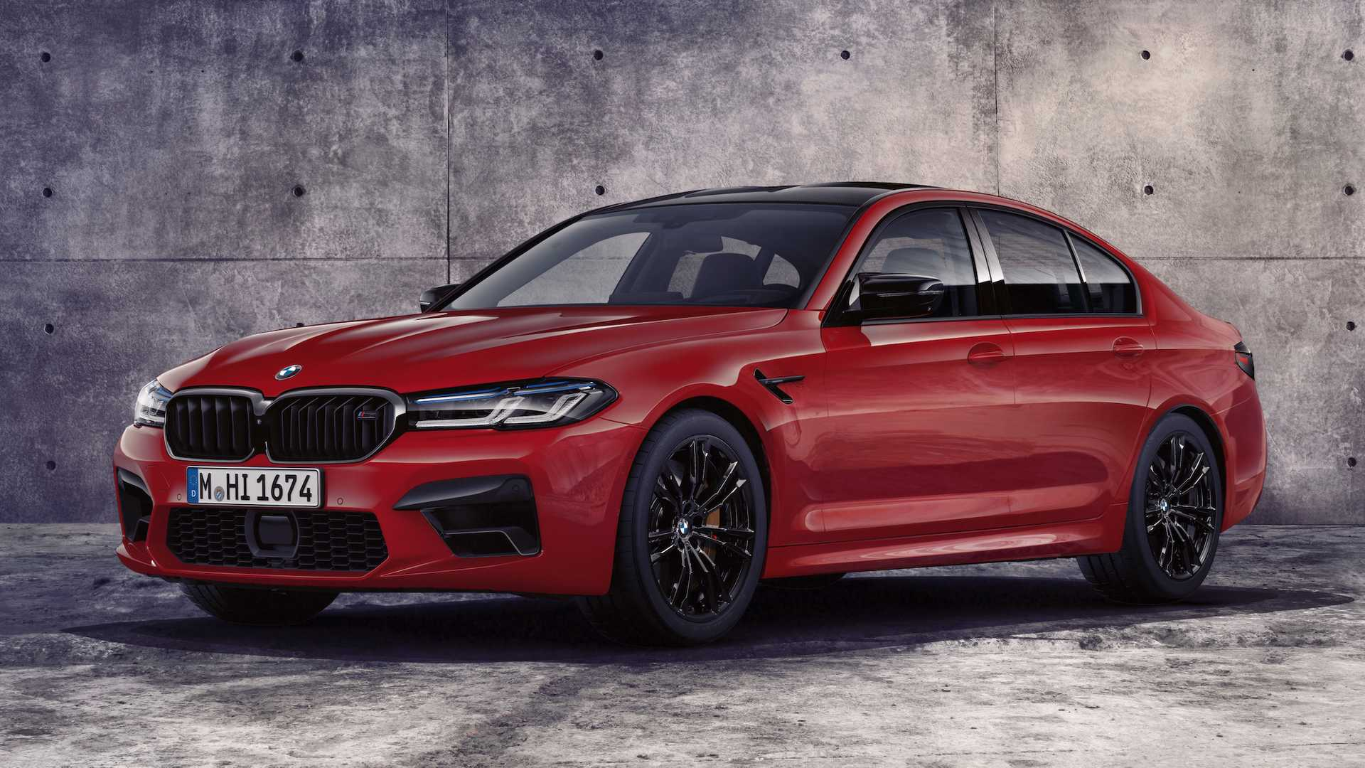 2021 Bmw M5 And M5 Competition Get Bigger Kidneys Bigger Screens