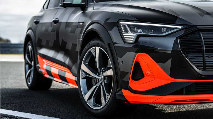 Audi presents Aerodynamic Concept of the e-tron S models