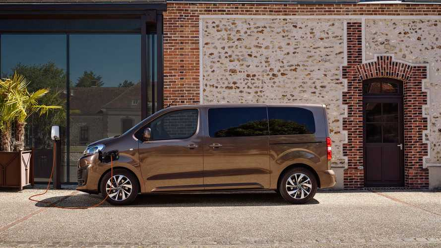 All The Mid-Size PSA Group Electric Vans (Commercial And Passenger)