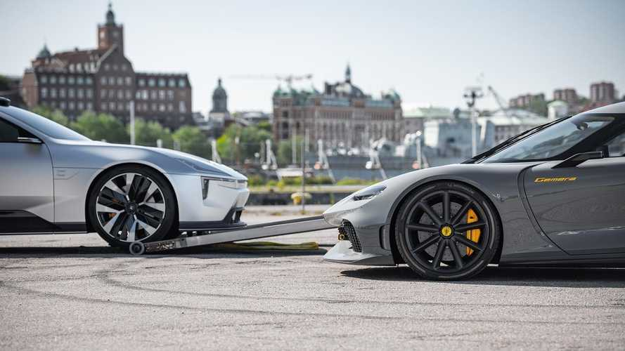Polestar, Koenigsegg Get Together To Talk About Their Latest Plug-In Cars