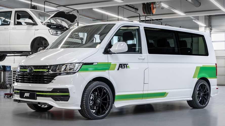 Volkswagen e-Transporter, inizia la produzione da ABT e-Line