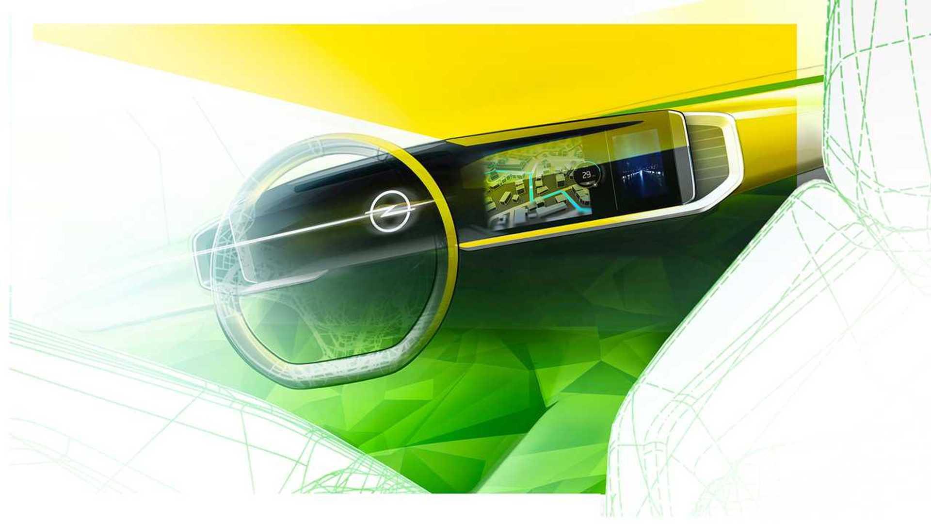 Opel Mokka (2020): Erster Blick ins Cockpit