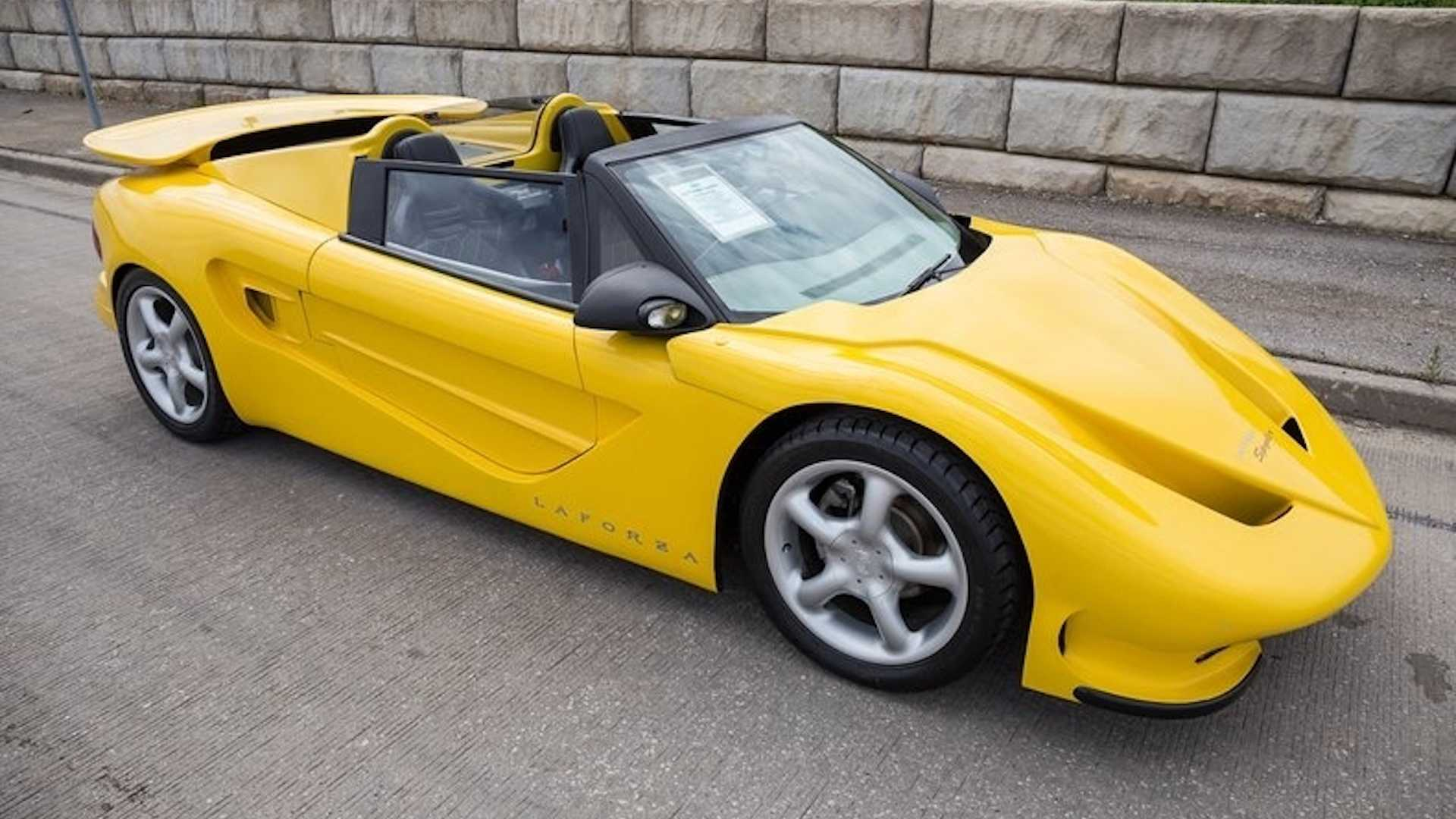 La Forza Spyder With 300-HP Cadillac Engine Is An Affordable Exotic
