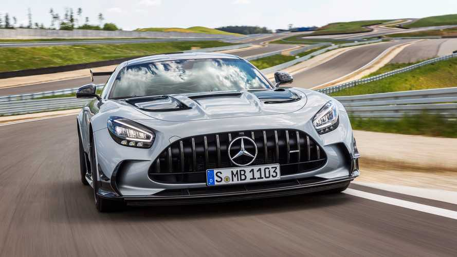 New Mercedes-AMG GT Black Series costs a massive £335,000