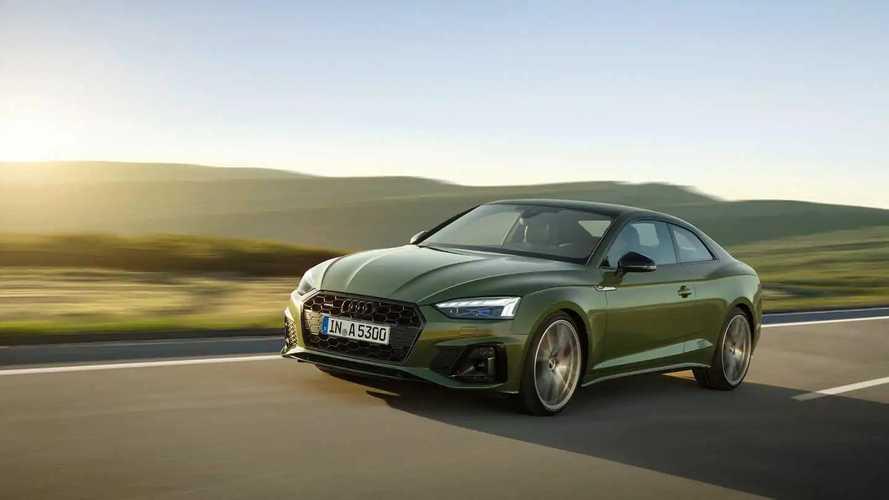 Audi A5 Coupé 2021