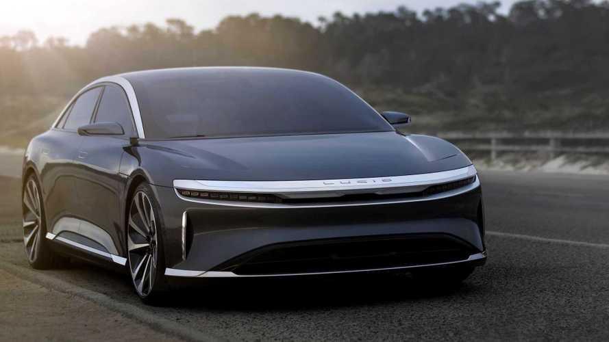 Lucid Air quer abalar a Tesla com autonomia de pelo menos 710 km