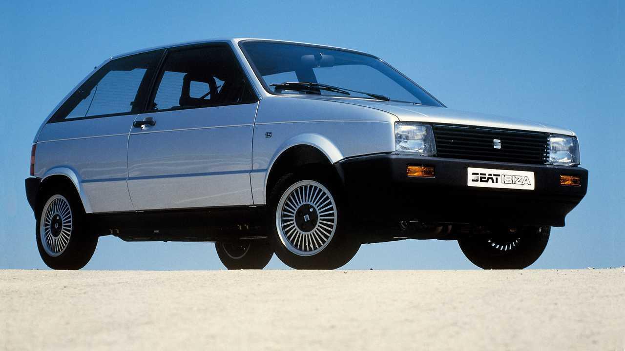 SEAT Ibiza I (1984-1993)