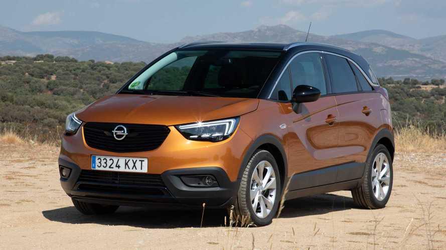 Prueba Opel Crossland X 2020: con motor turbodiésel y cambio automático