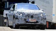 Mercedes EQC, le foto spia delle seconda generazione