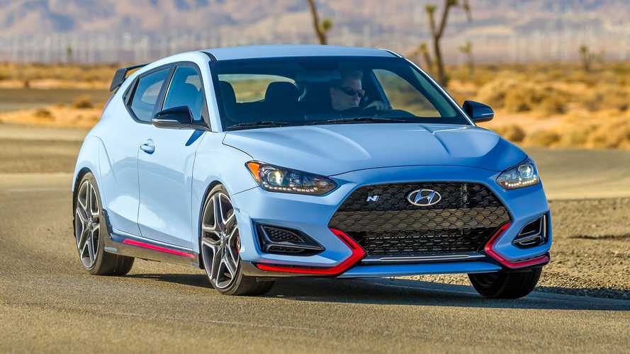 2021 Hyundai Veloster N Features 8-Speed DCT And Improved Cabin