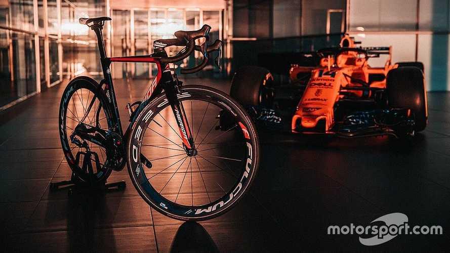McLaren et le cyclisme, c'est terminé