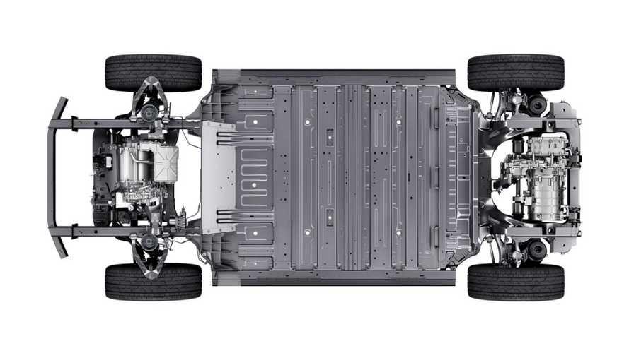 Китайский стартап NIO готовит батарею больше, чем у Tesla
