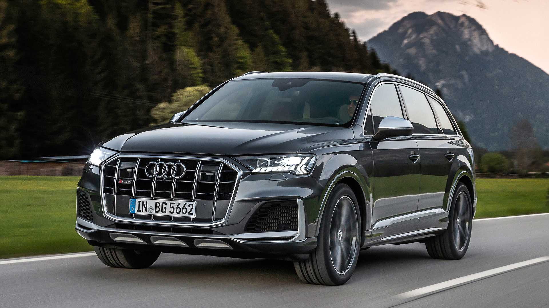 New Generation Audi Sq7 And Sq8 To Arrive In The Uk This Autumn