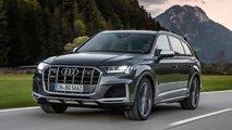 Audi SQ7 (2020) mit V8-TFSI-Motor