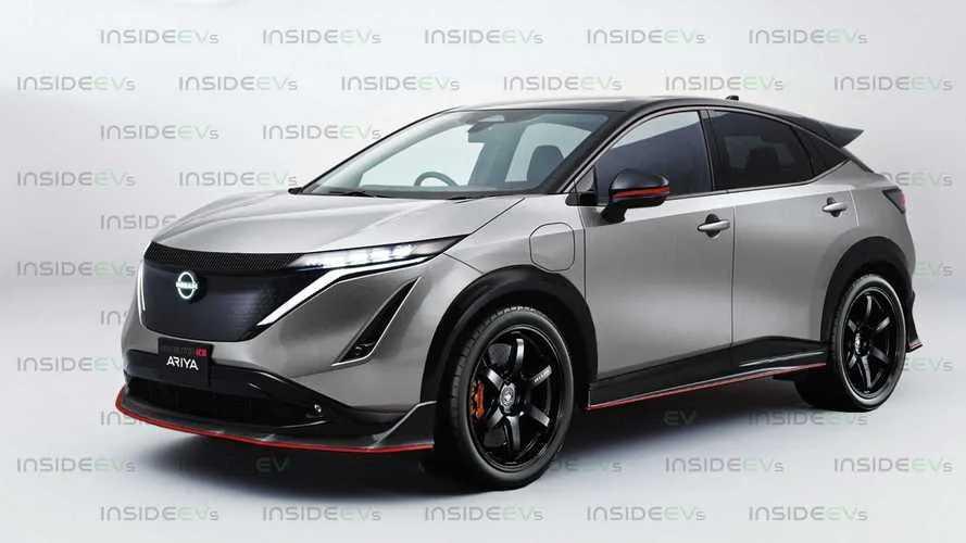 ¿Votos a favor del Nissan Ariya NISMO?