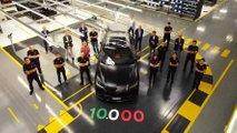 10,000th Lamborghini Urus