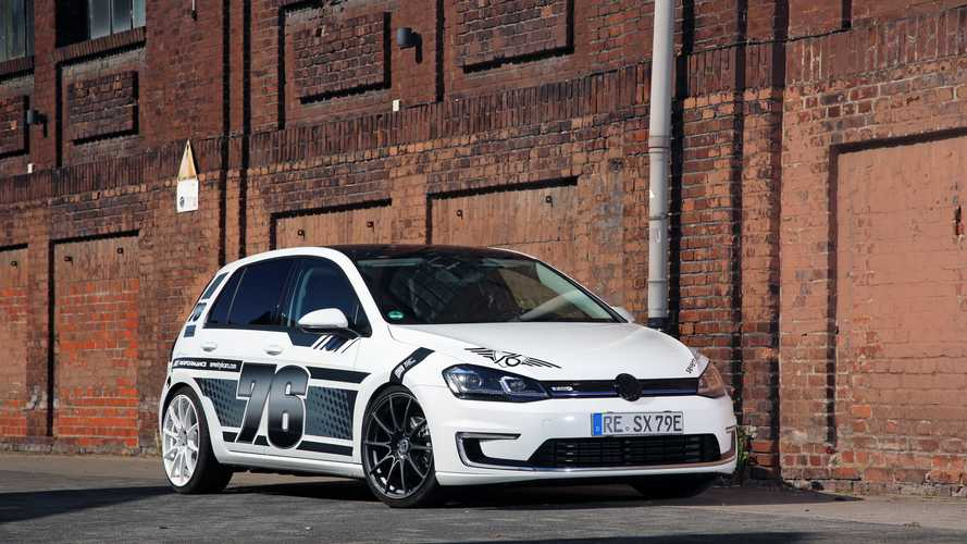 xXx Performance VW e-Golf Tuning