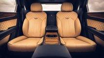 Bentley Bentayga (2020) с четырехместным салоном