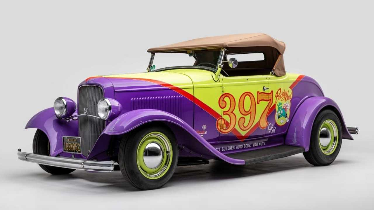 Petersen Museum launching counterculture-themed hot rod exhibit