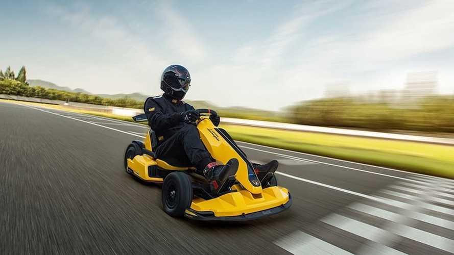 Xiaomi lança kart elétrico que imita o ronco de Lamborghini