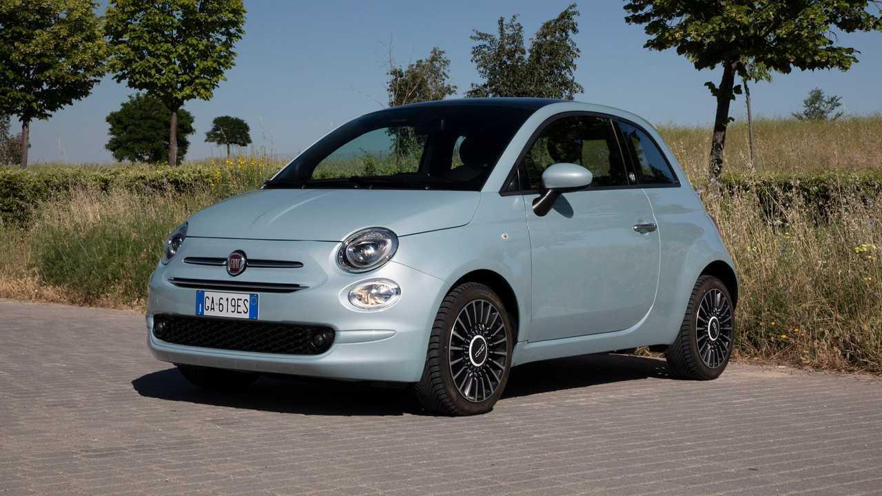 Prueba Fiat 500 Hybrid 2020