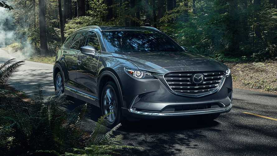 2021 Mazda CX-9 Gets Bigger Screen And Tiny Price Bump