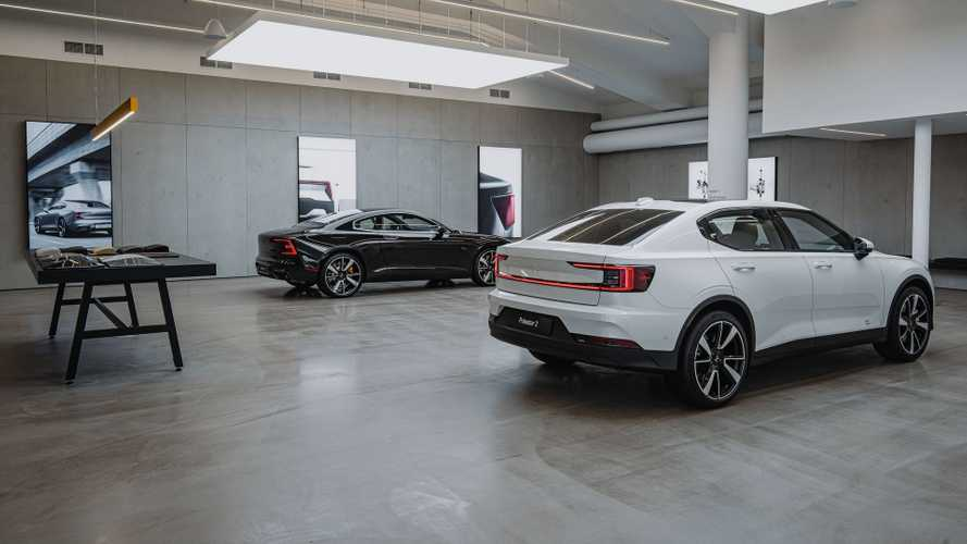 First Polestar Space In UK Is Coming To Westfield London