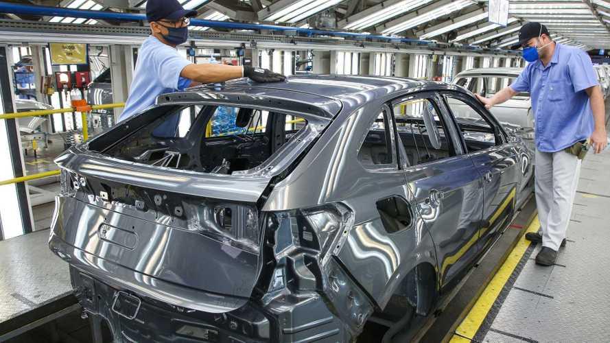 Indústria: setor automotivo só deve recuperar números de 2019 em 2025