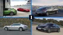 10 años del Porsche Panamera: 10 puntos destacados