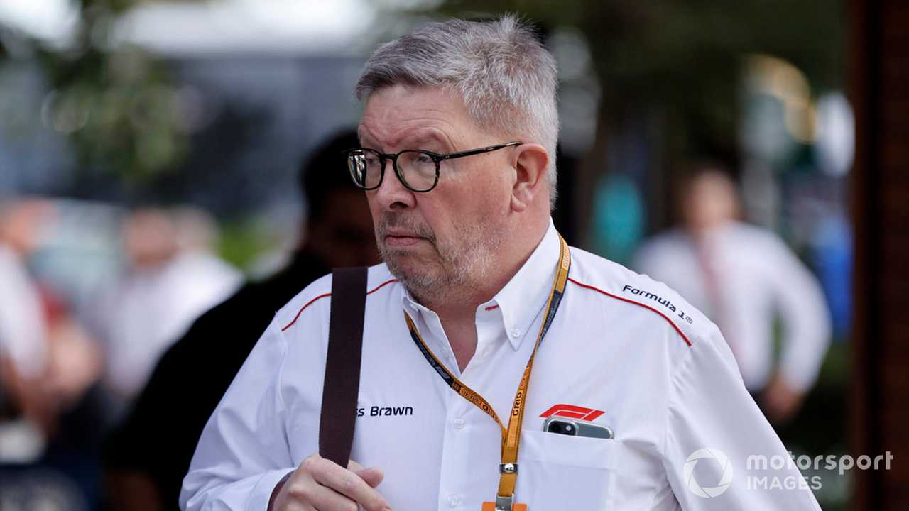 Ross Brawn, Managing Director of Motorsports, FOM at Australian GP 2020