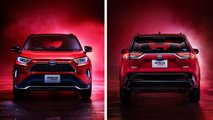 Toyota RAV4 Prime для Японии