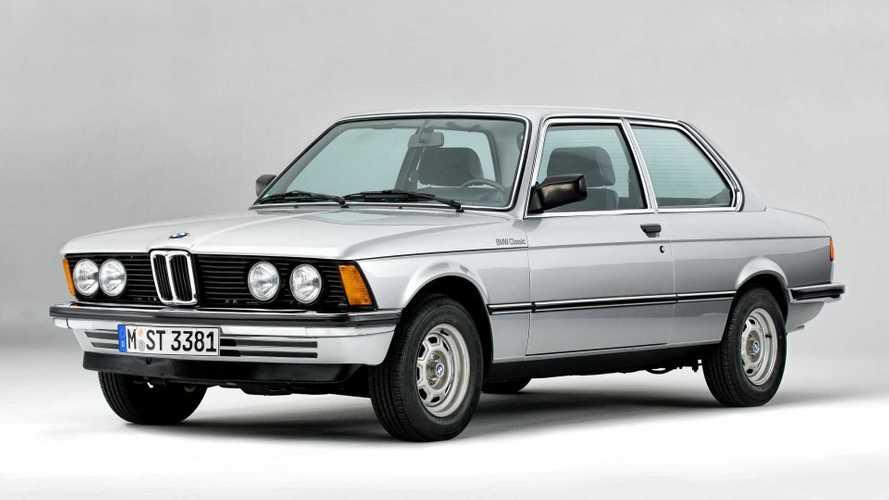 BMW Série 3 chega aos 45 anos em 7 gerações sem perder a esportividade