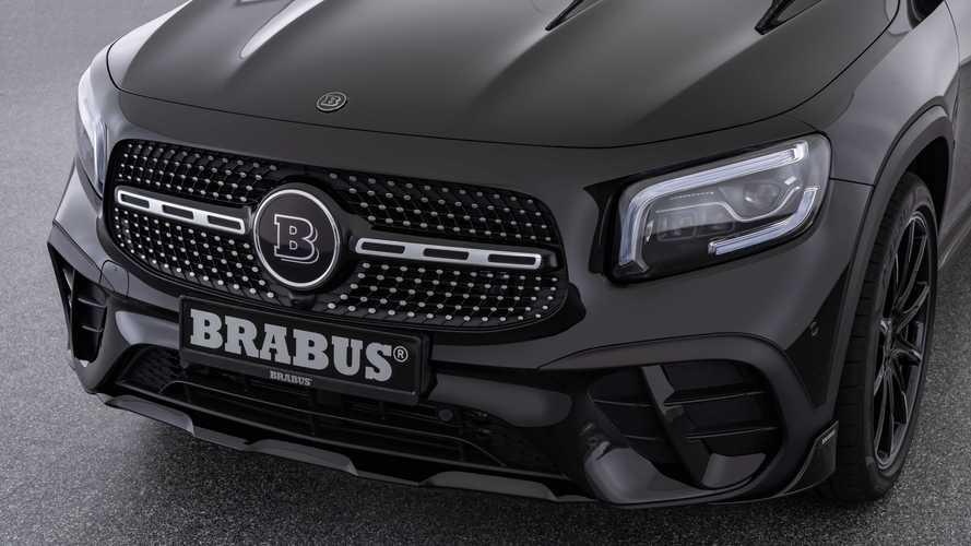 Mercedes-Benz GLB - версия от Brabus