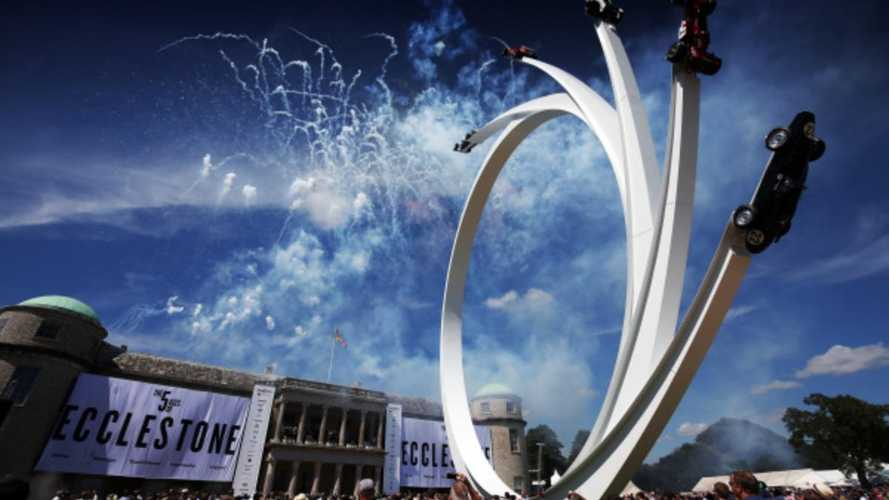 LAT Archive: The Goodwood Festival of Speed's most memorable moments
