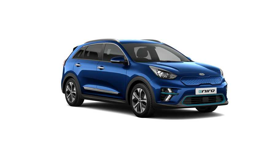 Kia introduces entry-level Niro EV (39 kWh) in UK