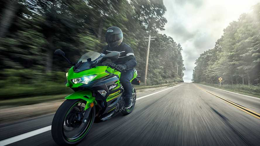 Kawasaki Will Spin Off Its Motorcycle Business By October 2021