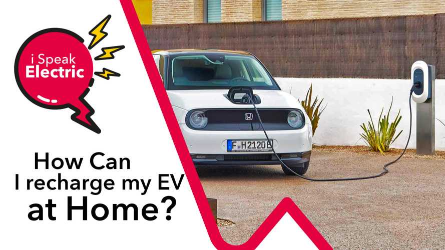 How To Recharge Your Electric Car At Home