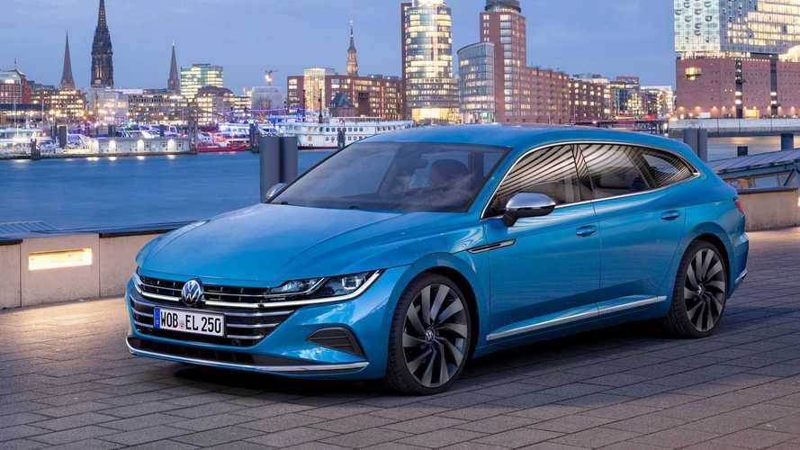 VW Arteon gets new engines and a smaller asking price as range grows