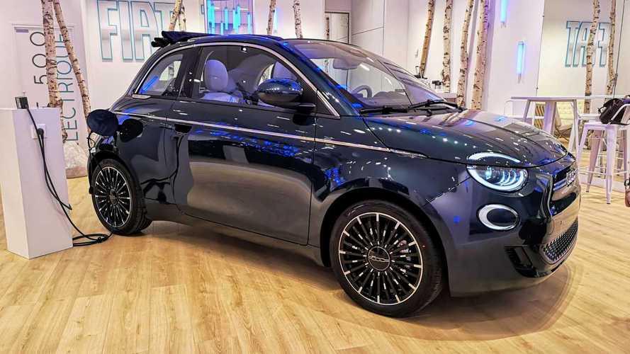 Novo Fiat 500 elétrico: 3 versões e preço inicial equivalente a R$ 106 mil