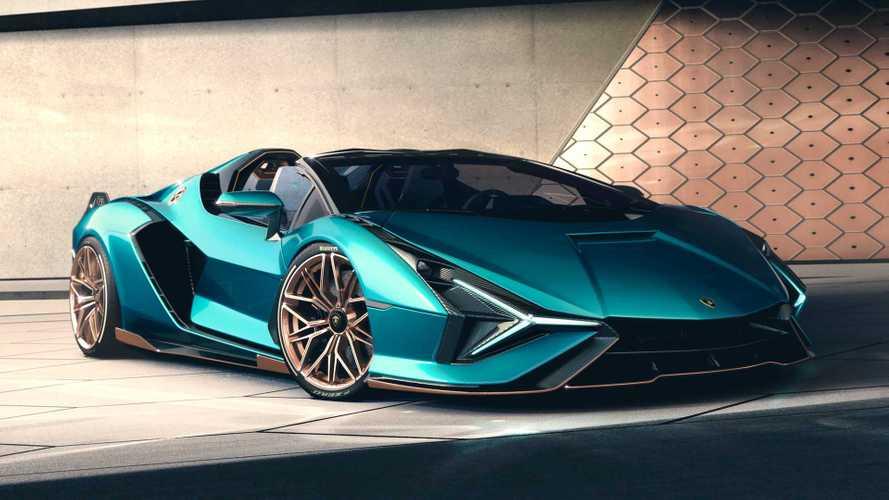 Lamborghini, Sian'ı sıcaktan koruyan akıllı materyalleri detaylandırdı